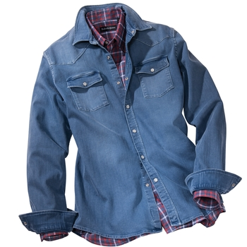 Rodeo Western Overshirt