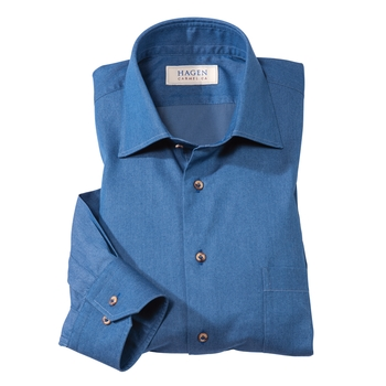 Chambray Shirt from Hagen