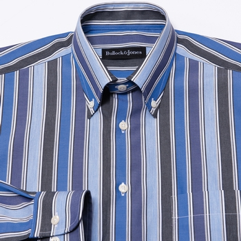 Drake Stripe Button-Down