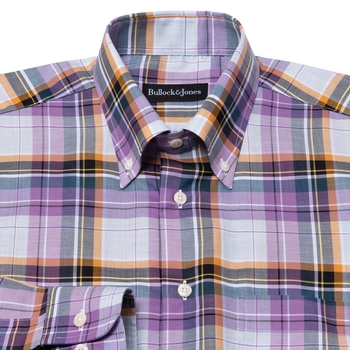 Beale Plaid Sport Shirt