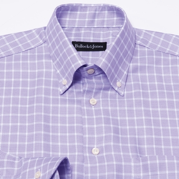 Lawrence Grid Check Sport Shirts