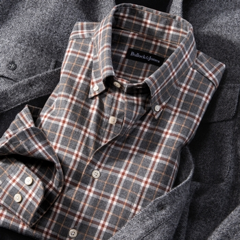 Natomas Plaid Button-Down