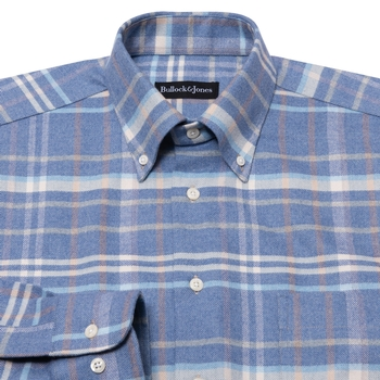 Napa Plaid Sport Shirt