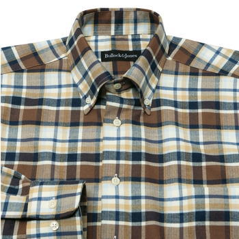 Novato Plaid Sport Shirt
