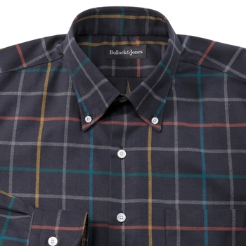 Anza Windowpane Check Sport Shirt