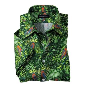 Birds in the Bush Sport Shirt