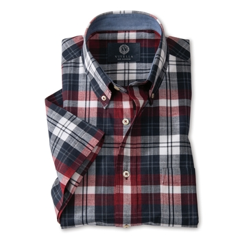 Roberts India Madras Button-Down