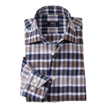 Check Swiss Sartoriale Shirt