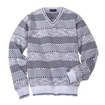 Matteo V-Neck Sweater