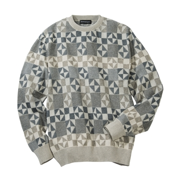 Orinda Cotton Crewneck