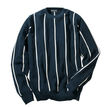 Berkeley Stripe Crewneck