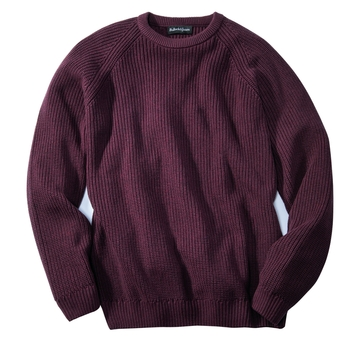 Bayshore Pima Cotton Rib Crewnecks