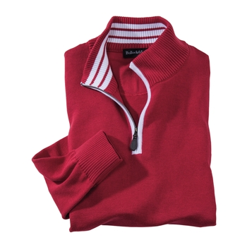 Varsity Quarter-Zip Pullovers