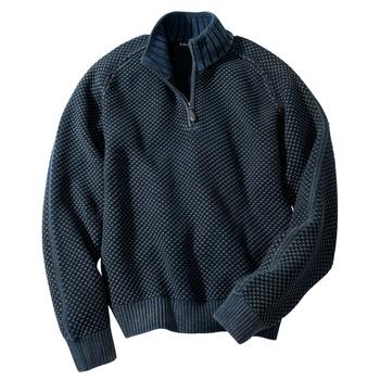 Morgan Pima Cotton Quarter- Zips