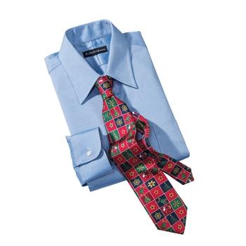 Buon Natale Christmas Tie