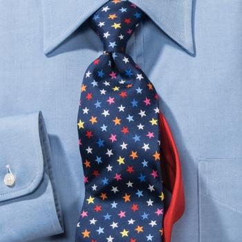 Americana Silk Tie