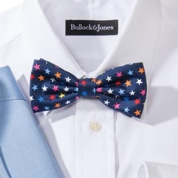 Americana Silk Bow Tie