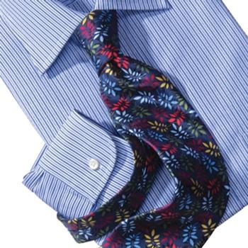 Luciano Print Tie