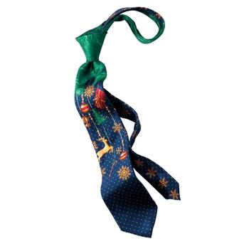 Albero Holiday Silk Tie