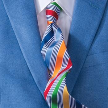 'Carlo' Stripe Tie