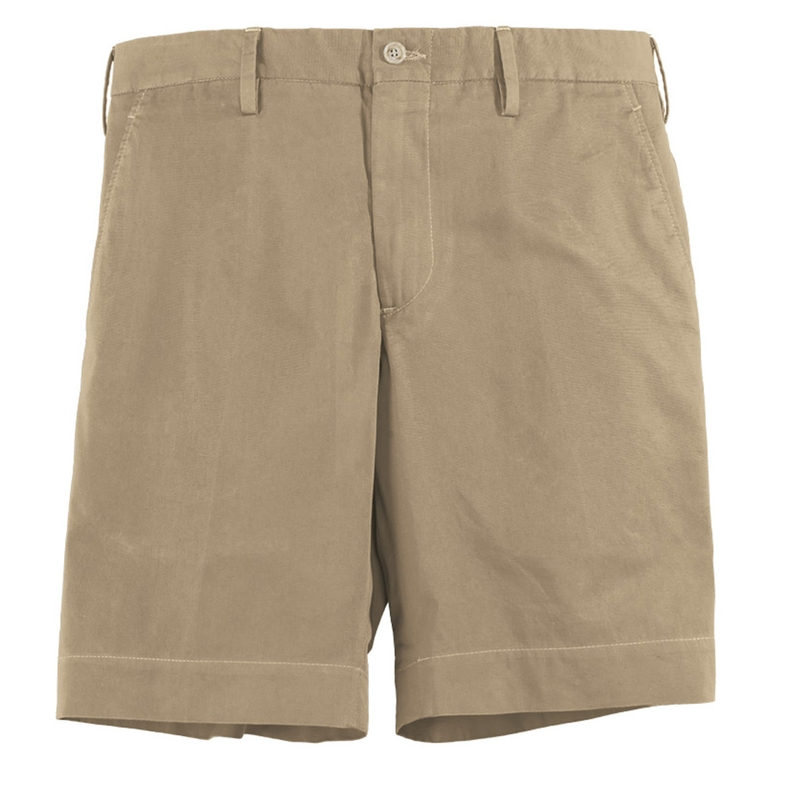Spencer Cotton Twill Shorts