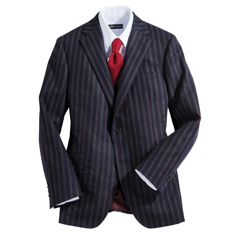 Berkeley Stripe Sport Jacket