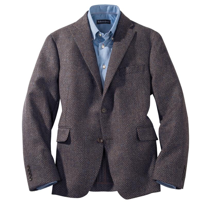 Herringbone Sport Jacket