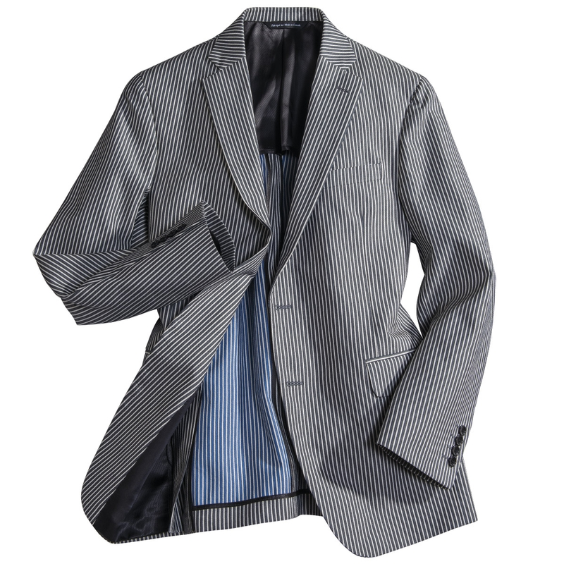 Baker Stripe Sport Coat