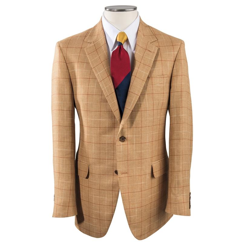 Hopkins Spring Glen Plaid Sport Coat