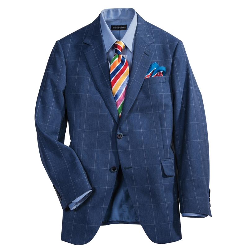 Graham Windowpane Sport Coat