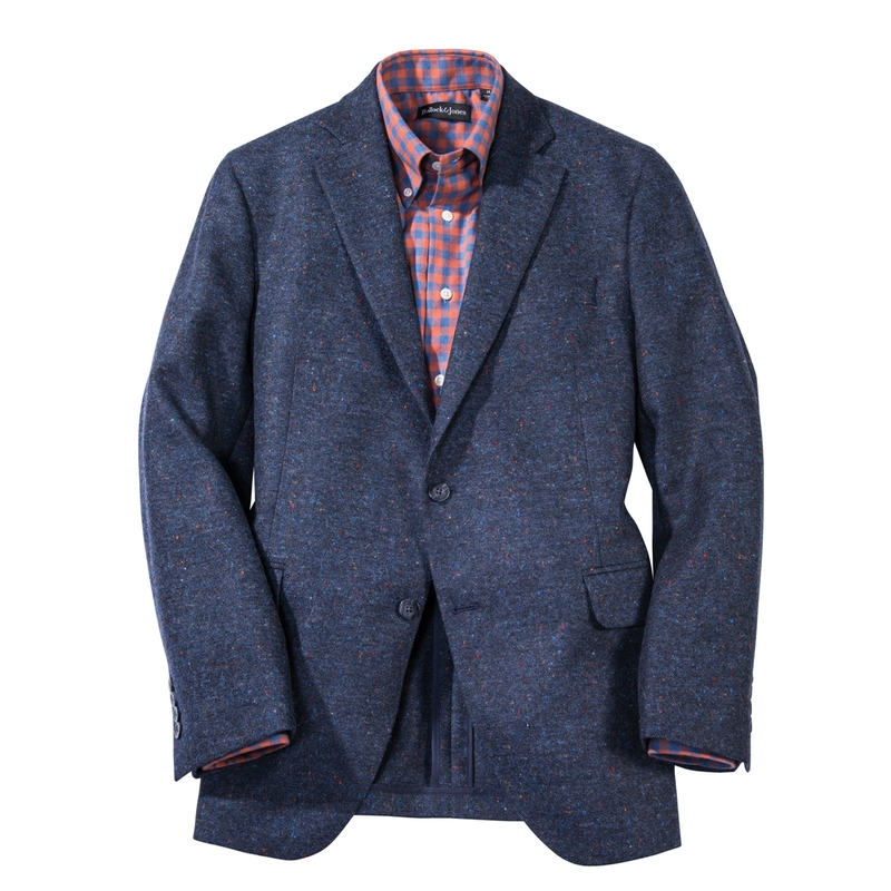 Montecito Donegal Tweed Sport Coat