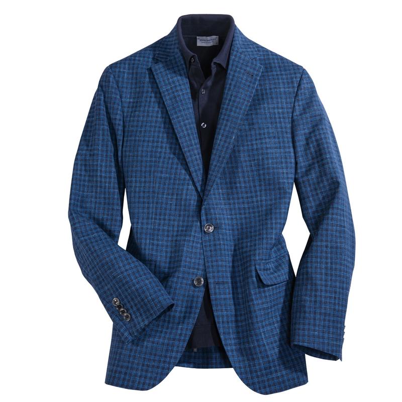 Scott Check Sport Coats