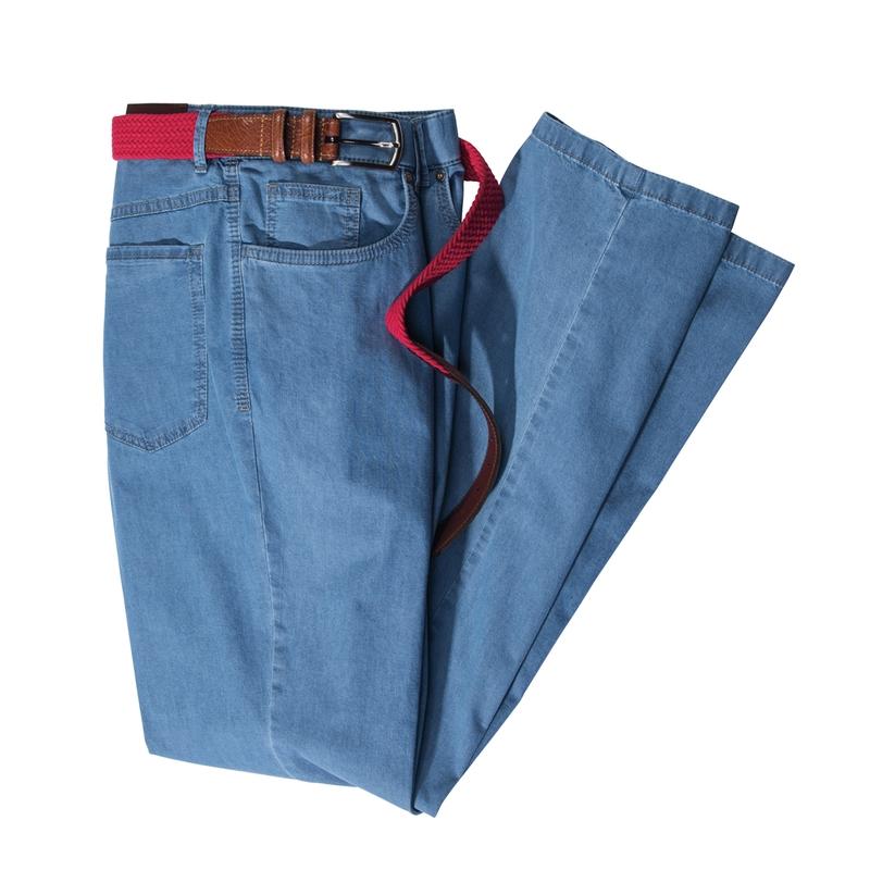Featherweight Stretch Denim Jeans