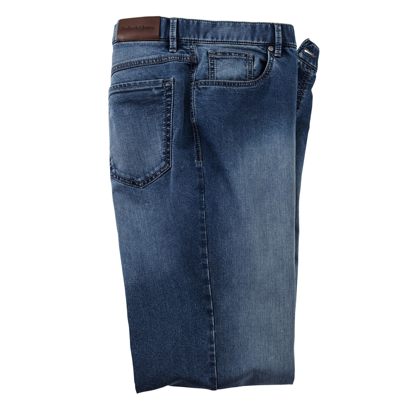 Six Pocket Stretch Jeans