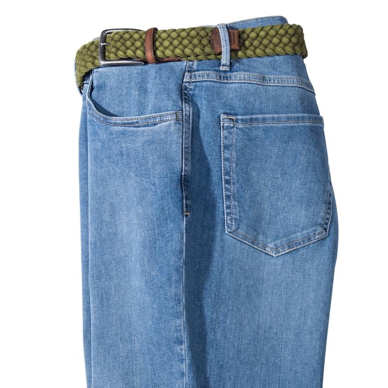 Six Pocket Stretch Jeans