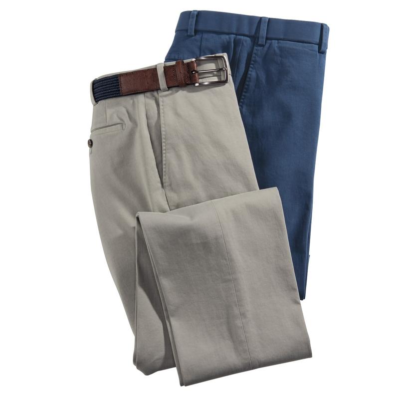 Cashmere Touch Stretch Slacks