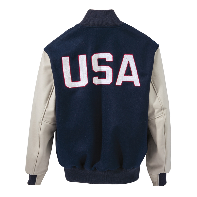 New USA Jacket