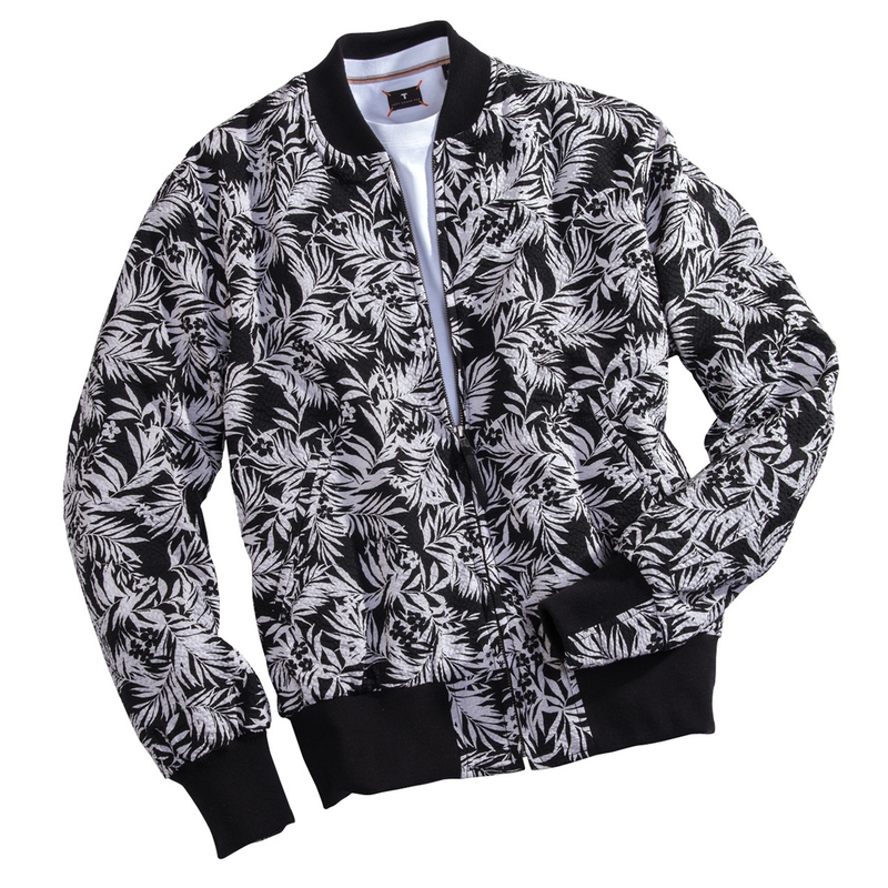 La Palma Seersucker Jacket