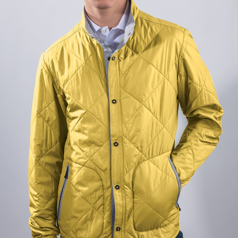 Torino Microfiber Quilted Jackets