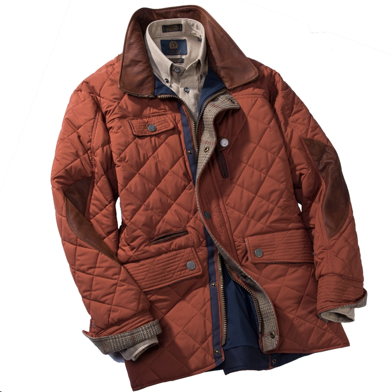 Scott Quilted Jacket