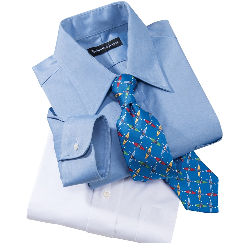 Pinpoint Oxford Dress Shirt