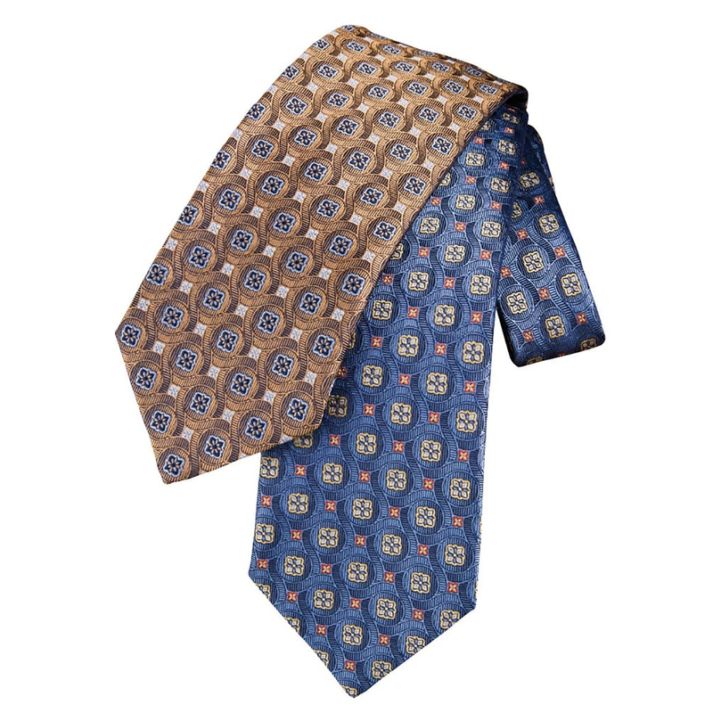 Woven Silk Ties from Italy