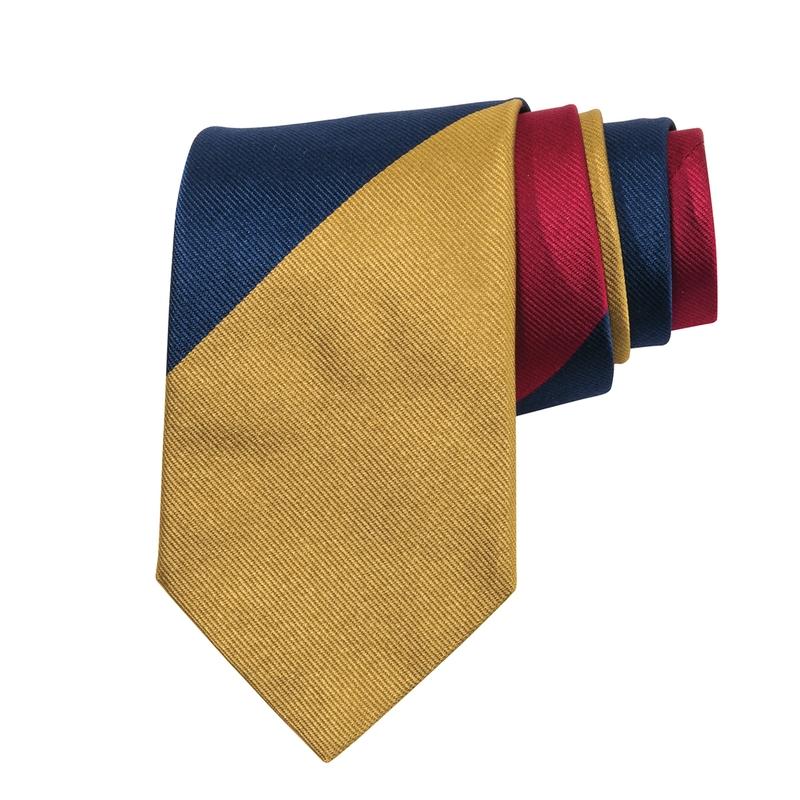 Mega Club Stripe Tie