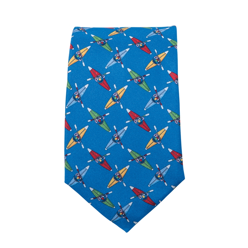 Kayaks Tie from Italy