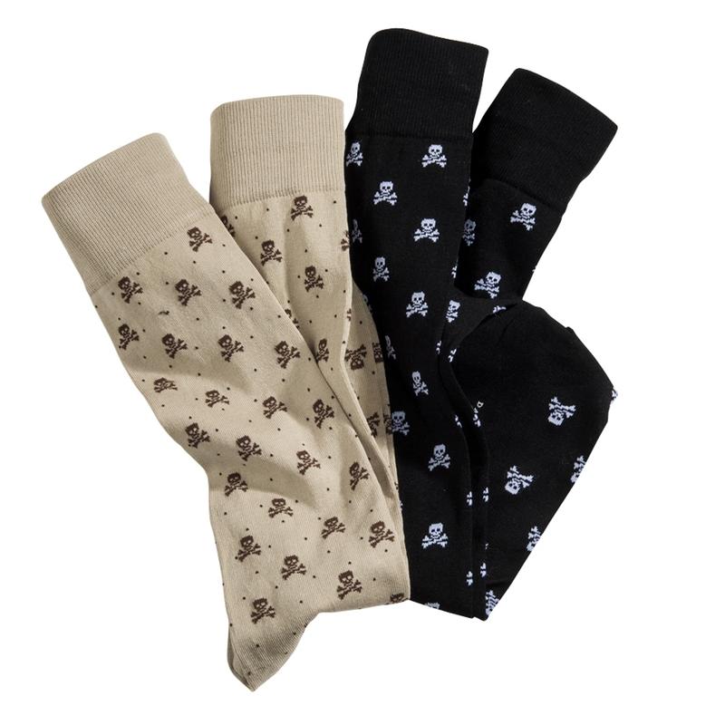 Skull & Crossbones Socks