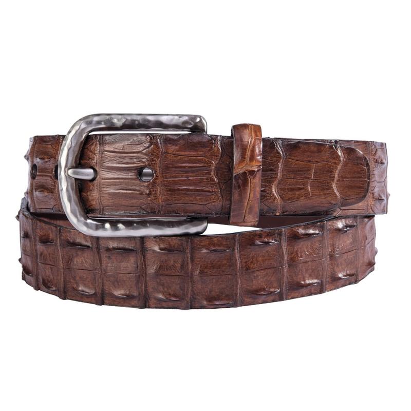 Hornback Crocodile Belt