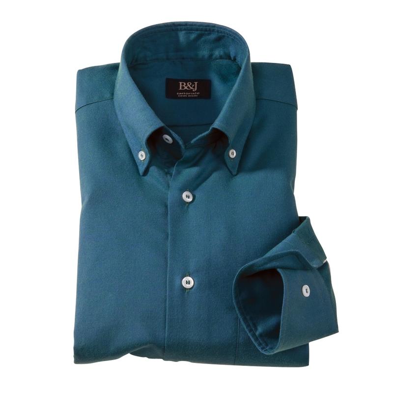 Sartoriale Flannel Button-Downs