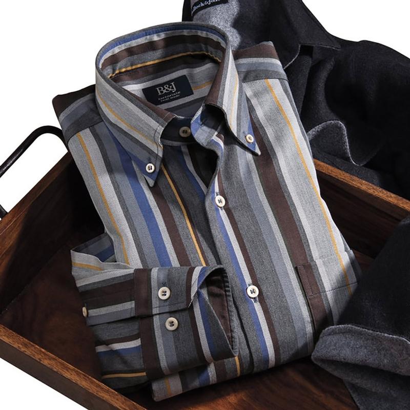 Sartoriale Stripe Shirt