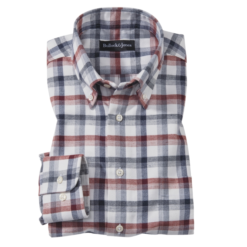 Fairfield Double Check Sport Shirt