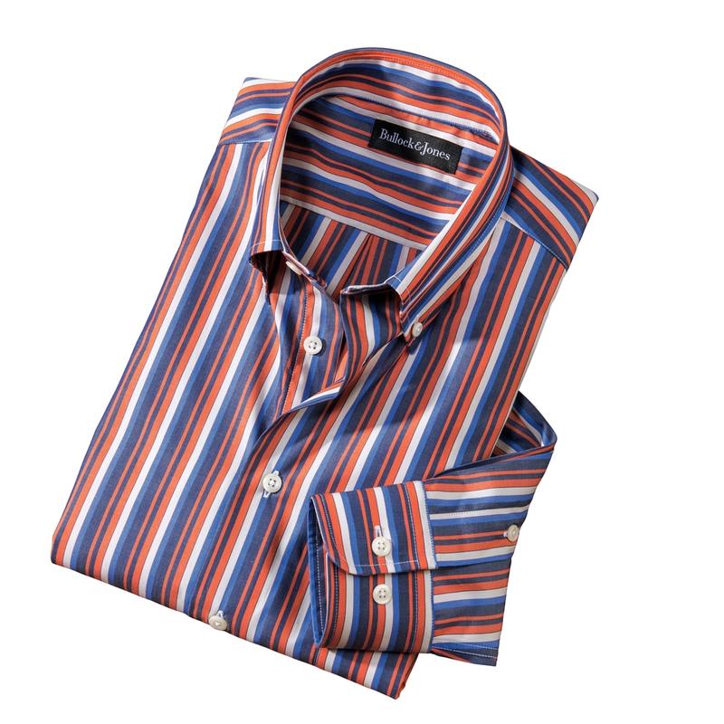 Barrett Stripe Sport Shirt